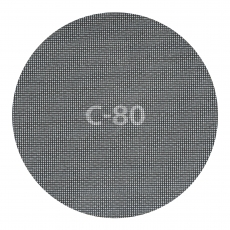 5 Haft-Schleifgitter SiC K80 ø225mm
