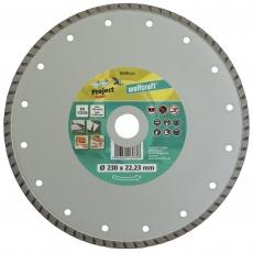 1 Diamant-Trennscheibe Pro Turbo ø230mm